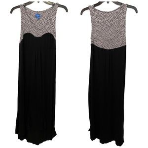 Simply Vera Wang intimates sleepwear Black Dress M